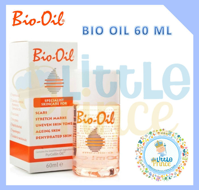 Info Bio Oil 60ml Travelbon.com