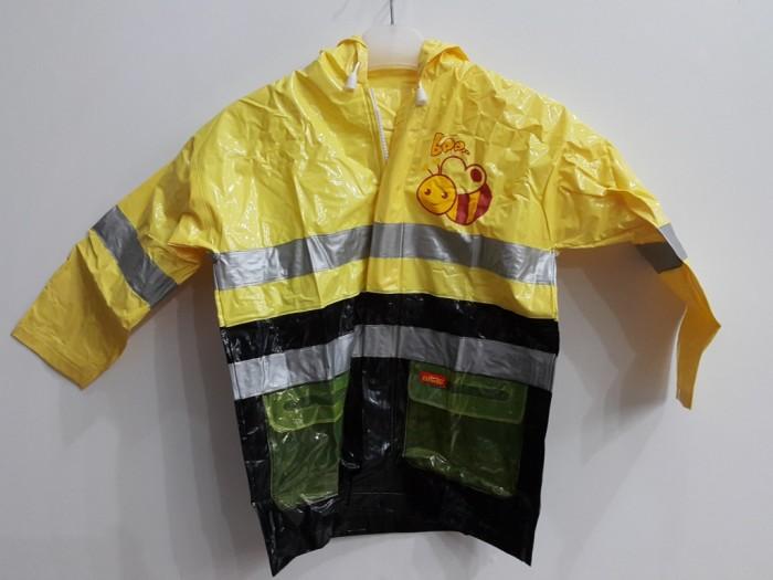 Jas hujan jaket celana anak mini kids 305 elmondo.rain coat setelan