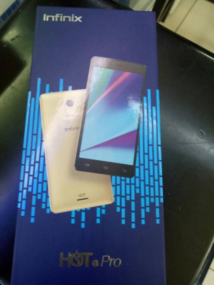 harga Infinix hot 4pro ram 2/16 4g lte fingerprint garansi resmi Tokopedia.com