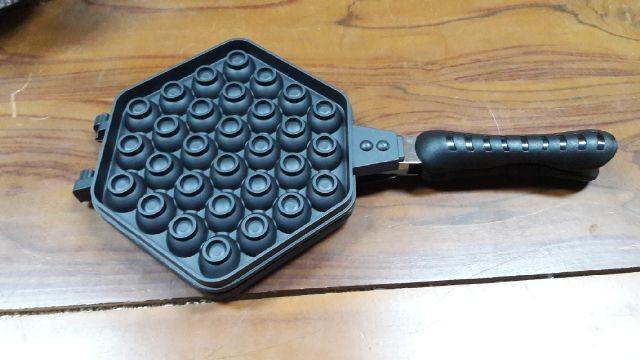 harga Cetakan waffle cetakan kue egg waffle pan pancake maker snack maker Tokopedia.com
