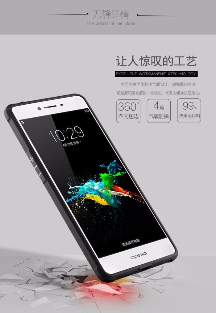 Cocose Case Dragon Oppo R7S Original TPU Back Case