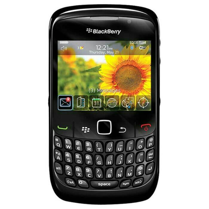 harga Blackberry gemini 8520 curve segel new garansi resmi(bb gemini) Tokopedia.com
