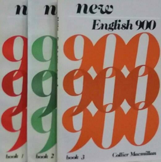 harga New english 900 book 1 2 3 by collier macmillan Tokopedia.com