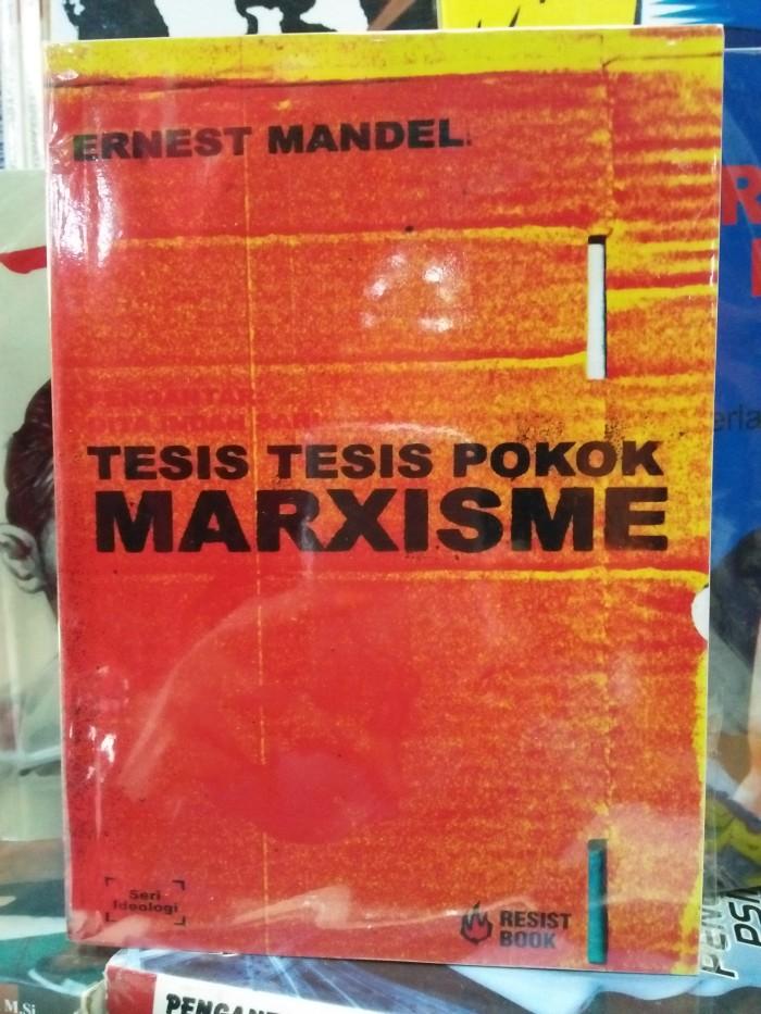 harga Tesis tesis pokok marxisme Tokopedia.com