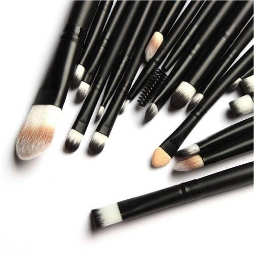 ... Kuas makeup kosmetik set 20pcs 20 pcs cosmetic make up brush