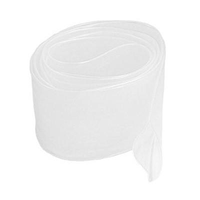 Foto Produk Heatshrink Tube Ecer 50mm 1 Cm Kabel Bakar Heat Shrink Clear Bening dari TokoHELI