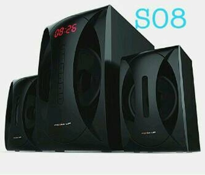 harga Speaker power up s-08 Tokopedia.com