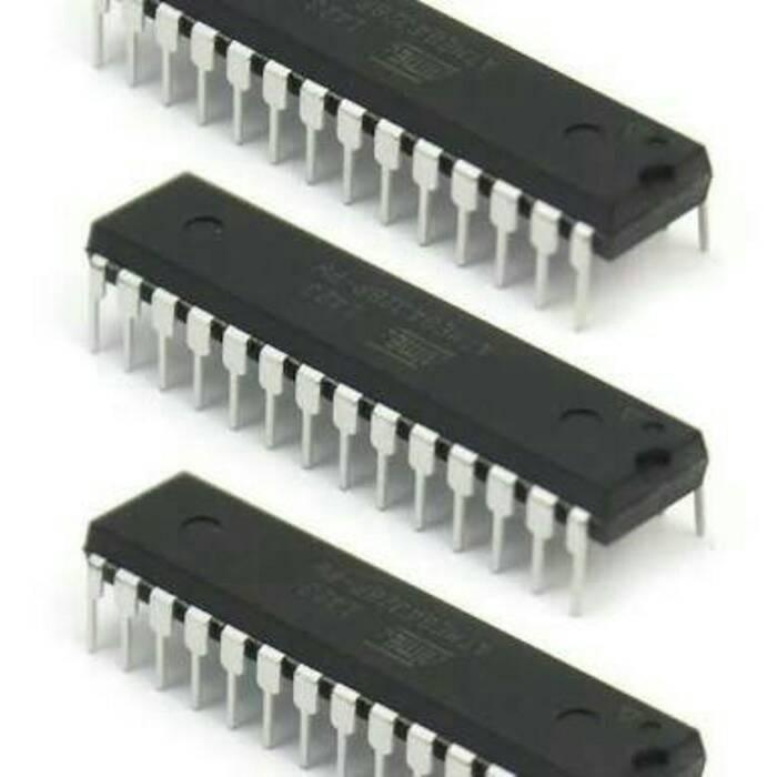 2PCS ATMEGA 328 ATMEGA 328P ATMEGA 328P-PU Microcontrolle R IC