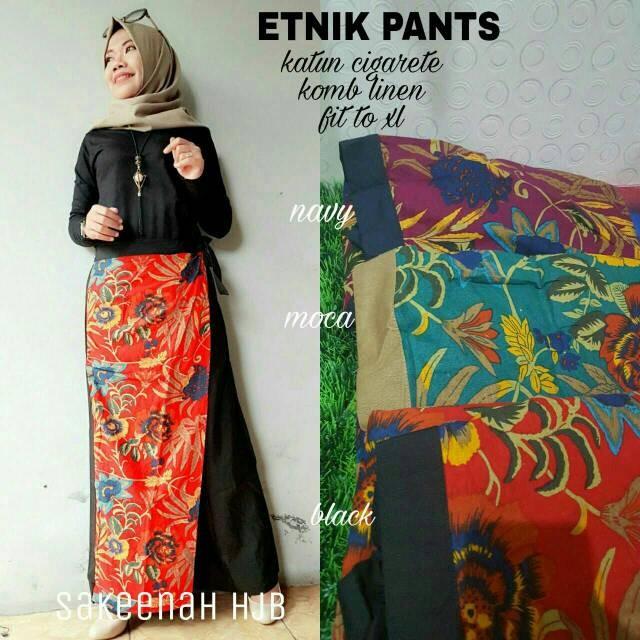 Katalog Grosir Batik Murah Celana Hargano.com
