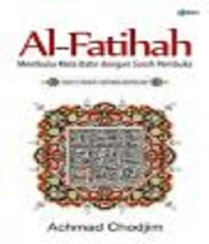harga Al-fatihah membuka mata batin dengan surah pembuka Tokopedia.com