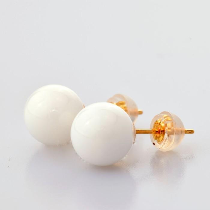 harga Tiaria shell earrings perhiasan anting emas dan kulit kerang Tokopedia.com