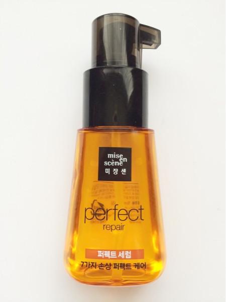 harga Mise en scene perfect repair hair serum original Tokopedia.com