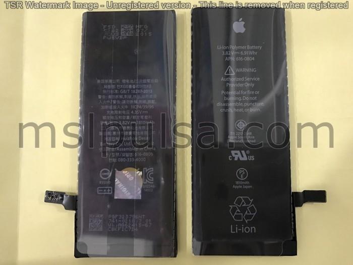 Foto Produk Baterai Apple iPhone 6 Original 100% dari MSL
