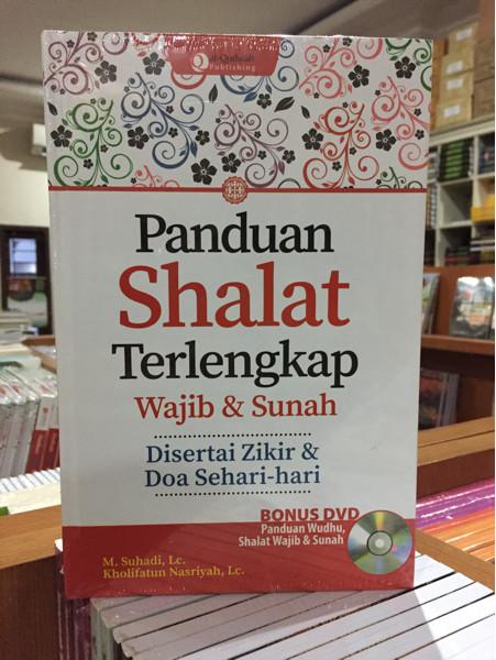 harga Panduan shalat terlengkap wajib & sunnah + cd Tokopedia.com