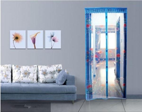 harga Tirai pintu magnet anti nyamuk / tirai magnetic motif Tokopedia.com