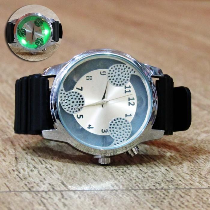 harga Jam tangan backlight sharingan - naruto Tokopedia.com