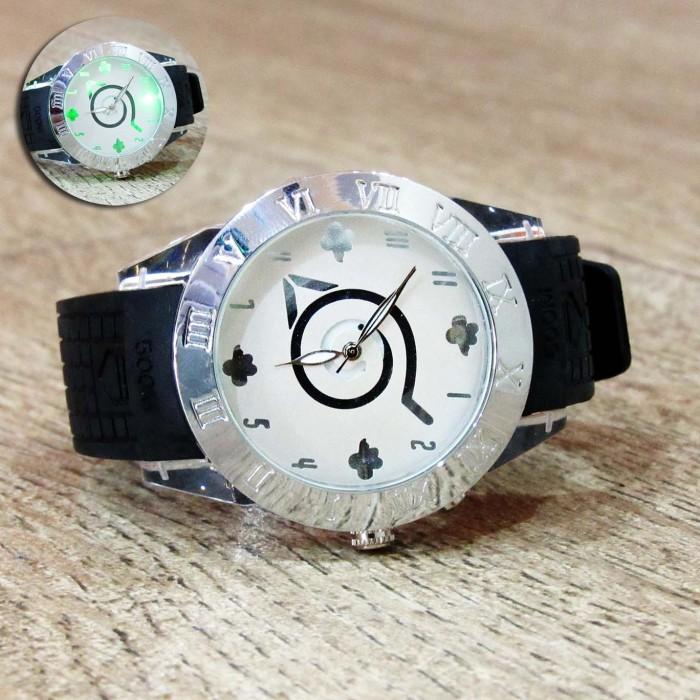 harga Jam tangan backlight konoha naruto Tokopedia.com