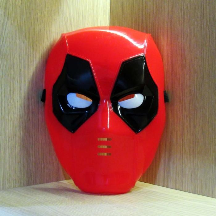harga Topeng deadpool superhero Tokopedia.com