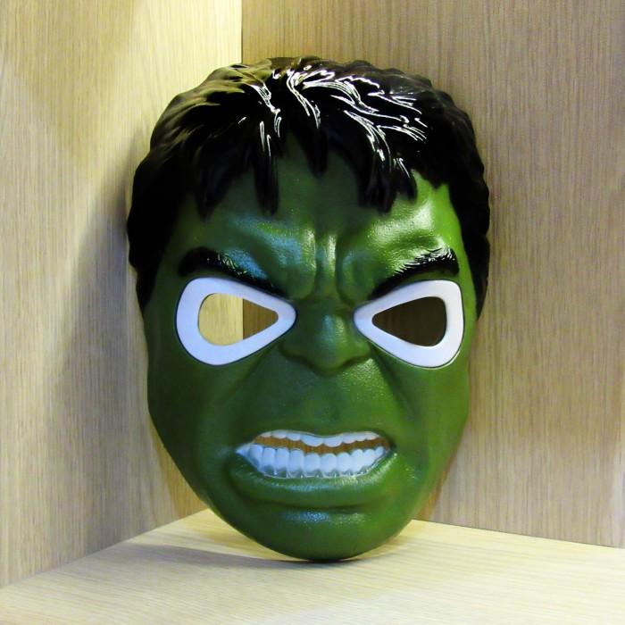Topeng hulk superhero