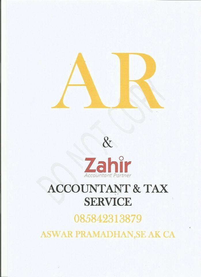 Jual Laporan Pajak Dan Laporan Keuangan Kab Sidoarjo Ar