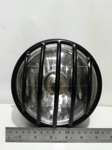 harga Reflektor lampu/headlamp/lampu depan cb tralis japstyle cafe racer Tokopedia.com