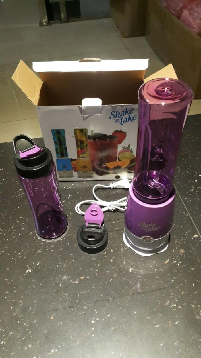 Shake N Take Version 3 2 Cup Purple Referensi Daftar Harga Terbaru Go Blender