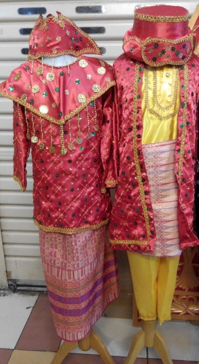 Jual Baju Adat Palembang Pakaian Adat Palembang Jakarta Barat Ratu Budaya