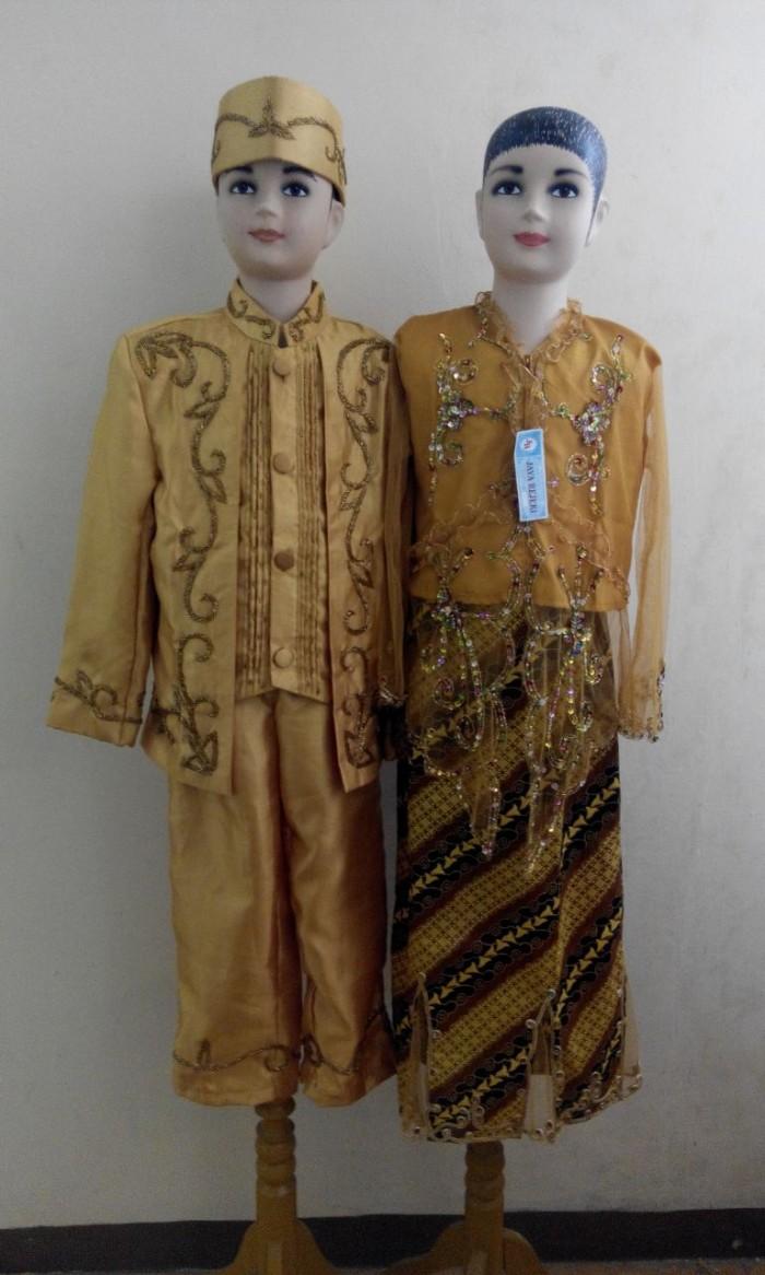 Jual Baju Adat Sunda Anak Cowo Pakaian Jawa Barat Sunda Anak Jakarta Barat Ratu Budaya