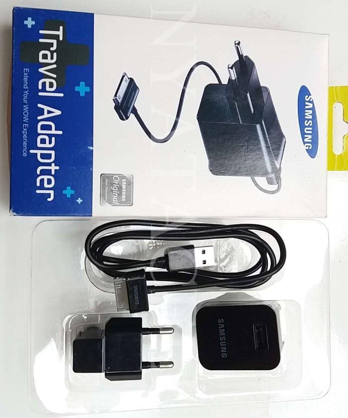 Foto Produk Charger Samsung TAB Original 99% Ori 99 USB Galaxy TAB P1000 P3100 2 dari NYATACELL