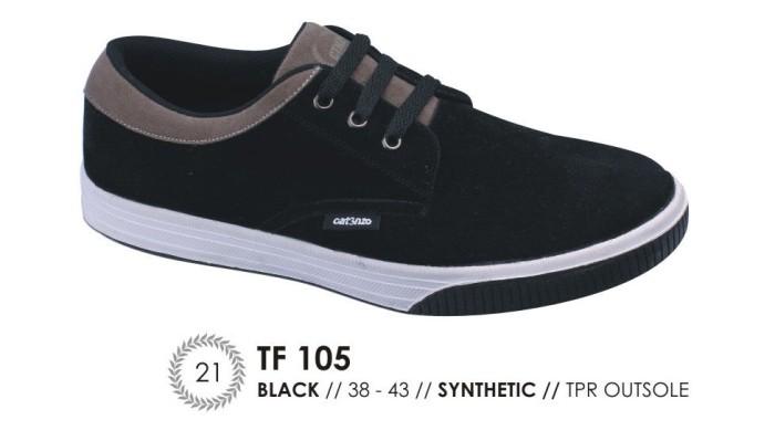 harga Sepatu casual trendi pria catenzo tf 105 bandung Tokopedia.com