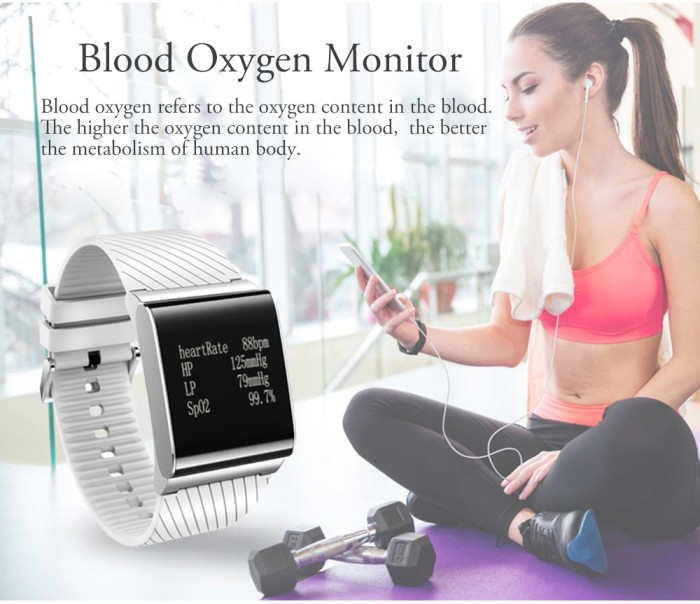harga Super smart watch serba bisa untuk monitor kesehatan anda Tokopedia.com