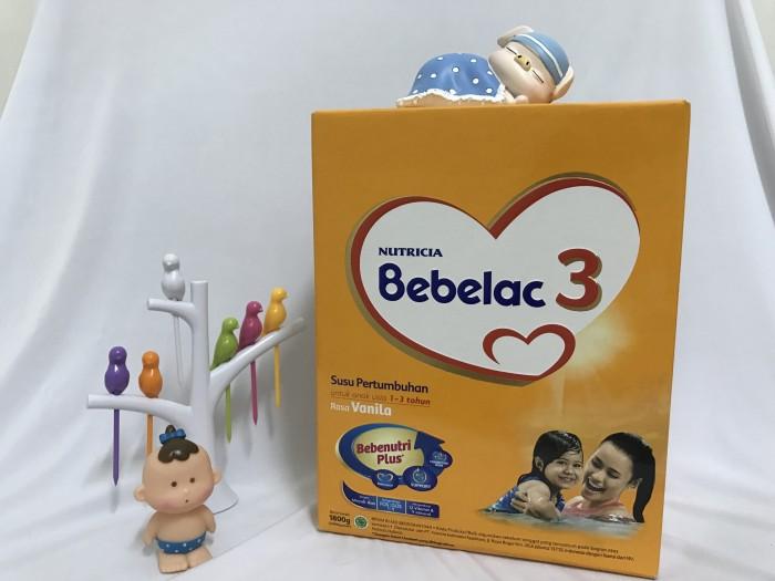 harga Bebelac 3 Vanila 1800gr Tokopedia.com