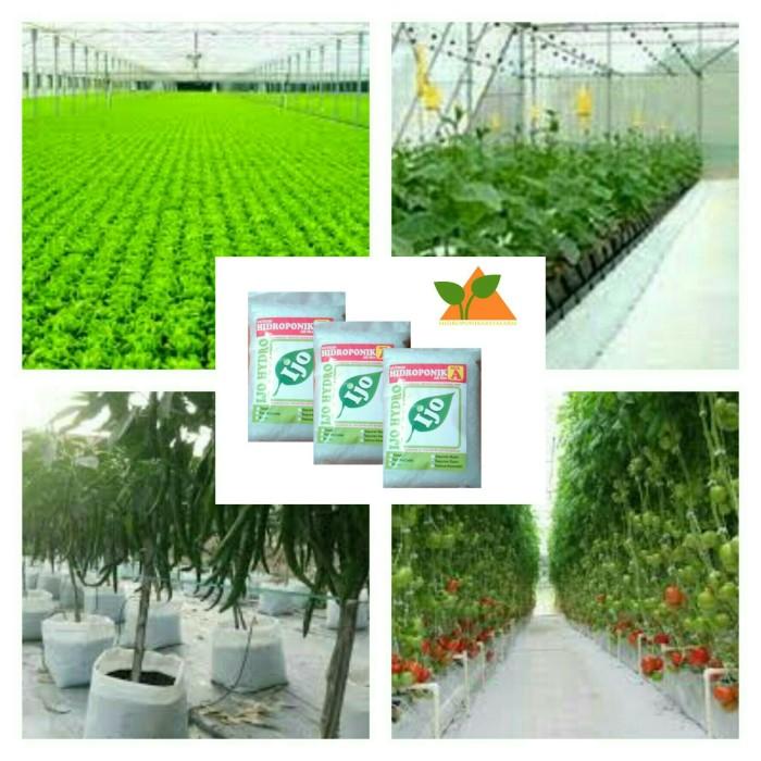 Nutrisi ab mix ijo 1700 gr semua komoditi / nutrisi hidroponik