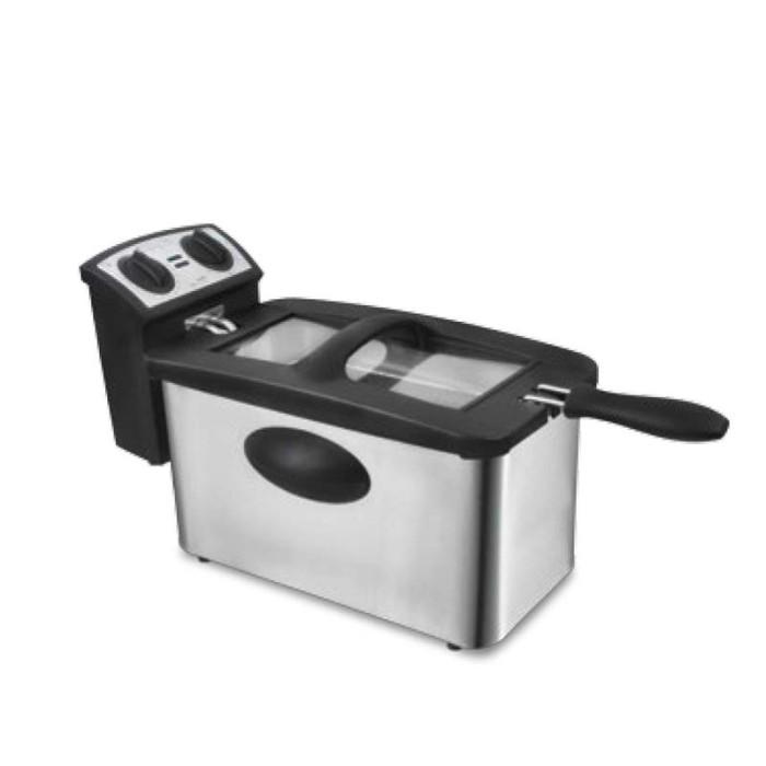 harga Oxone Ox-989N Deep Fryer, Alat Penggoreng Listrik, Penggorengan NEW Tokopedia.com
