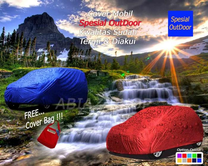Jual Cover Mobil Tavera Chevrolet Tavera Outdoor Warna Polos