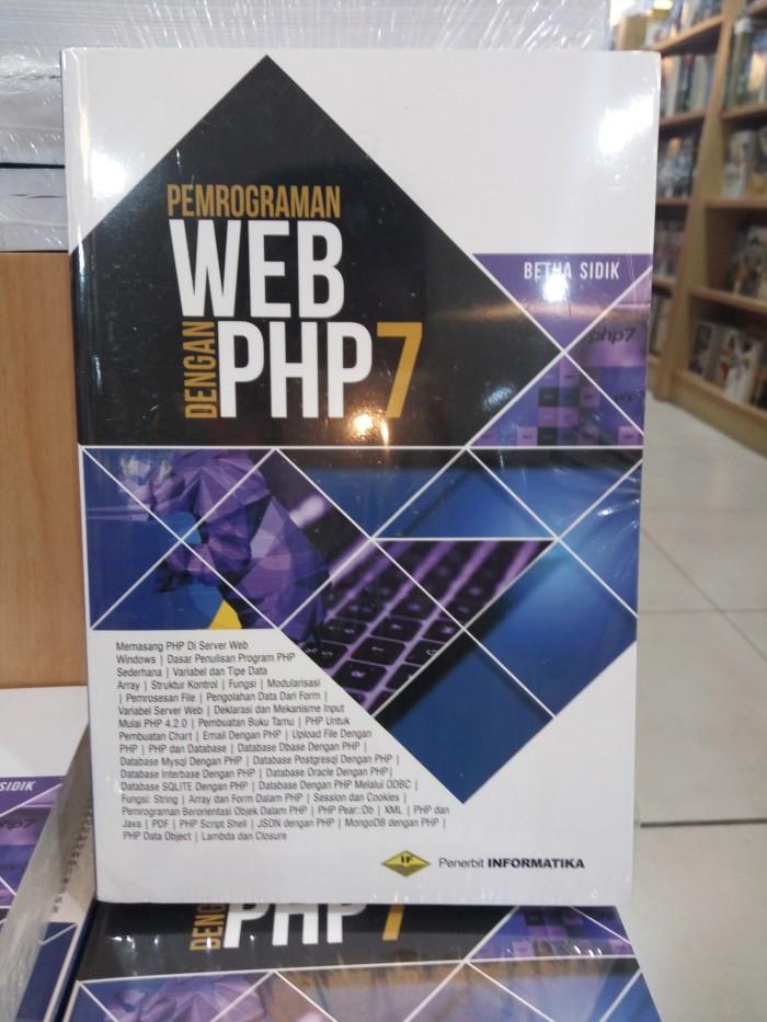 harga Pemrograman web dengan php 7 Tokopedia.com