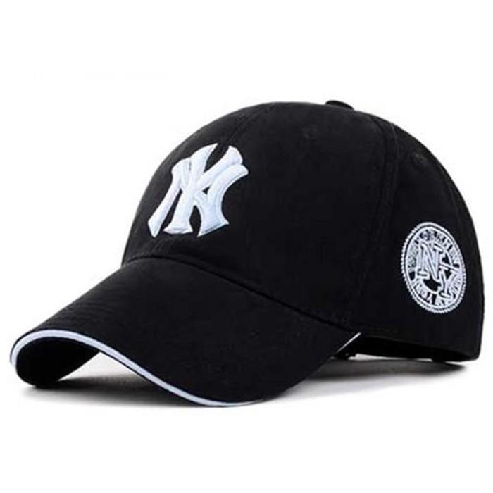 Jual Topi Pria Ormano Baseball Snapback Hip Hop NY 98 Cap - Hitam ... 14c77918f8