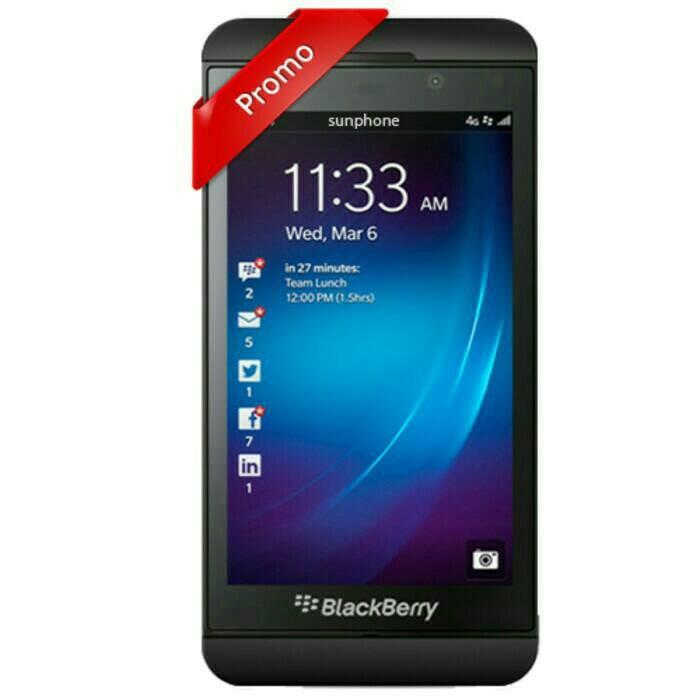 harga Blackberry z10 new garansi resmi (bb z10) Tokopedia.com