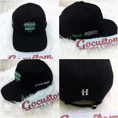 ... harga Topi baseball custom   topi tumblr custom 4 sisi satuan   grosir  Tokopedia.com 76ffd1ed78
