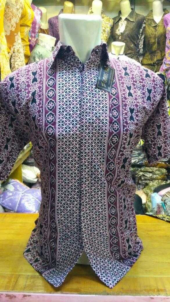 Jual Kemeja Baju Batik Bahan Katun Ika Fashion Tanah Abang Murah ... d0599f7528