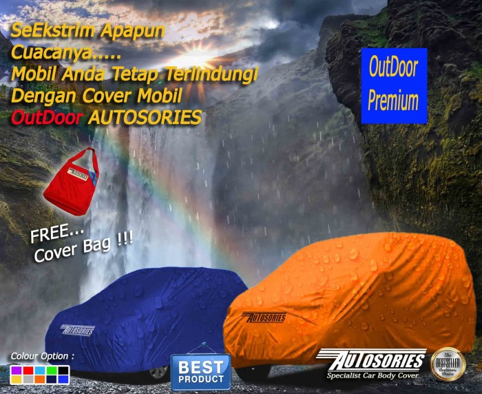 harga Selimut mobil xpander/mitsubishi expander/premium outdoor /warna polo Tokopedia.com