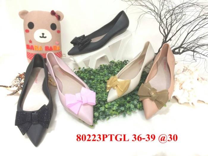 harga Jelly shoes bara bara sepatu wanita flat karet import 80223ptgl Tokopedia.com