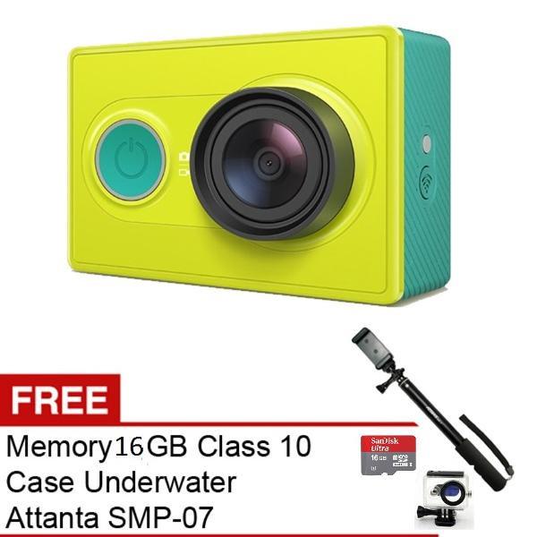 Jual Complete Lengkap Xiomi Kamera Gopro Xiaomi Yi Basic Free Waterproof Ca Serwanggali Tokopedia