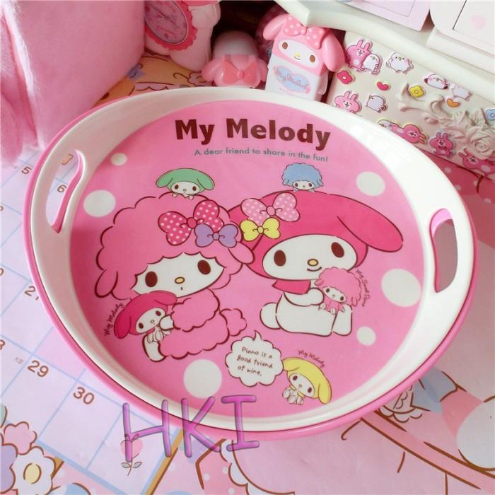Piring Melamin Karakter Hello Kitty Besar Pink Ezyhero Source Mangkuk Melamin Karakter My .