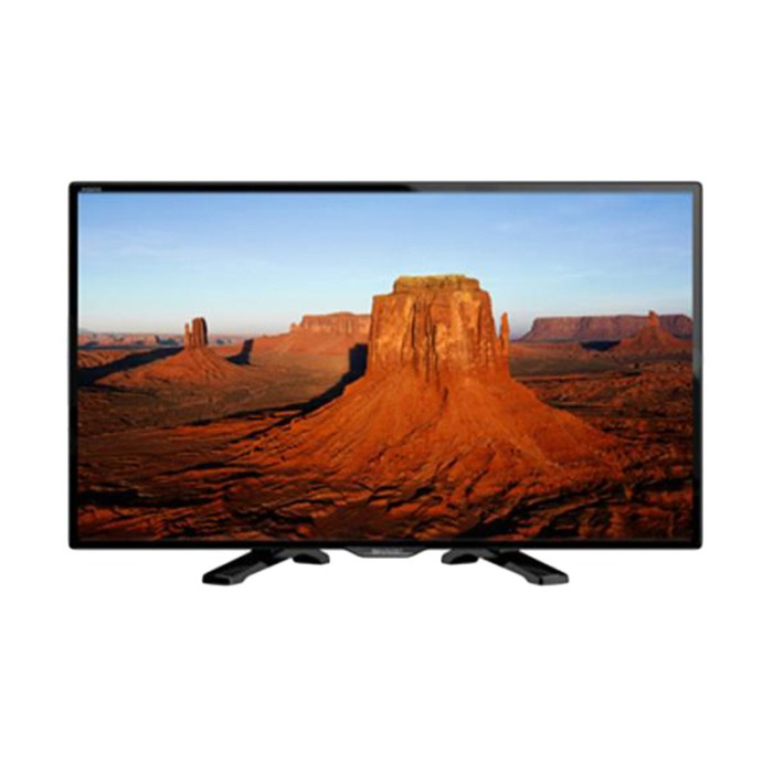 harga Led tv sharp 24 inch 24le175i aquos movie televisi Tokopedia.com