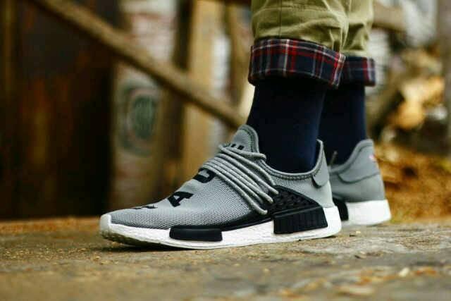95c9816e06aa0 Jual sepatu adidas pria sepatu adidas NMD human race - Kota Bandung ...