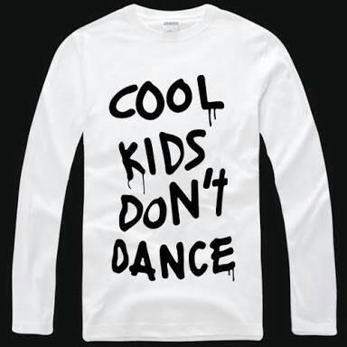 kaos / tshirt / baju 1D / zayn malik cool kids dont dance