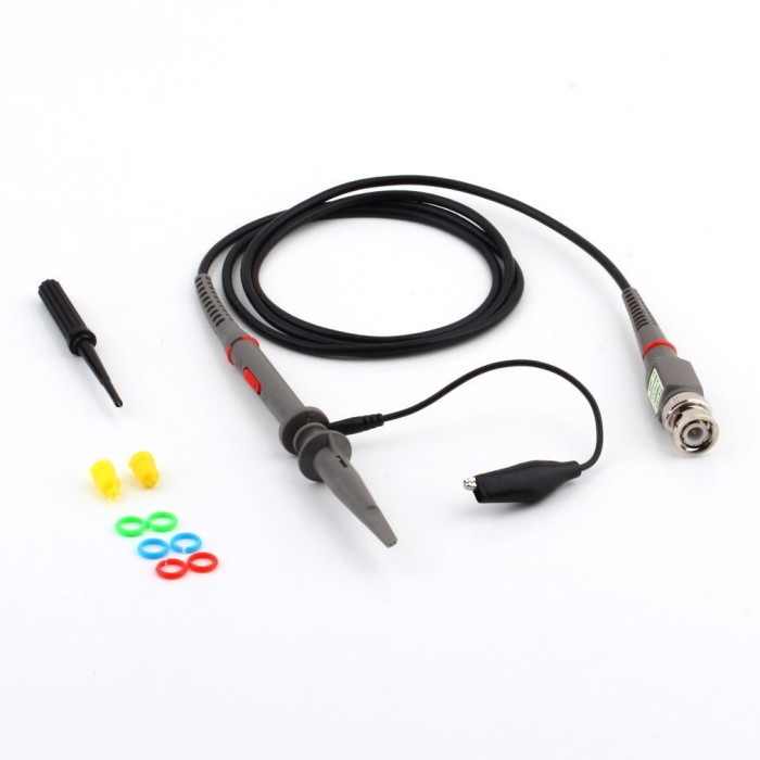 harga Probe p6100 100mhz oscilloscope Tokopedia.com