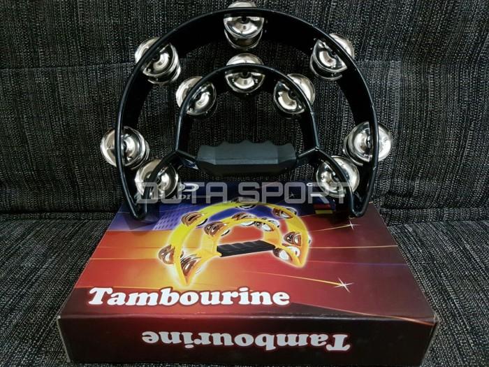harga Tamborin tambourine murah bagus Tokopedia.com