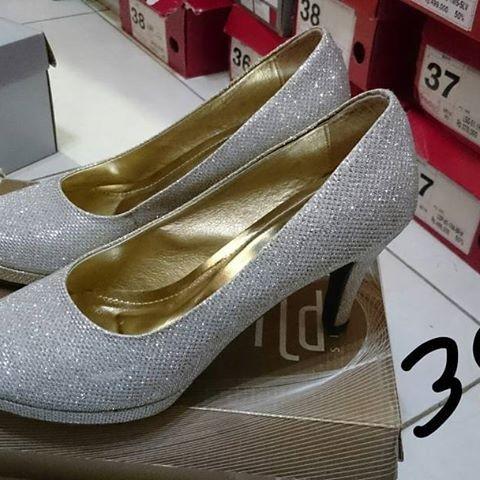 Jual Sepatu heels fladeo size 38 - bongkarlemari.bekasi  6c76dc89ff